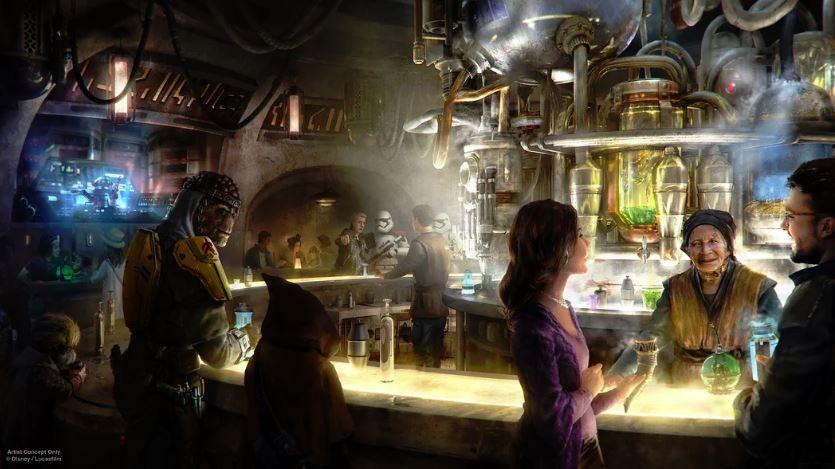 Les news Disney Star Wars: Galaxy's Edge aux Etats Unis (US) - Page 6 Ewrest13