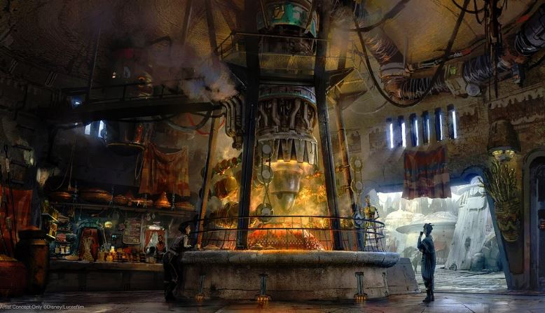 Les news Disney Star Wars: Galaxy's Edge aux Etats Unis (US) - Page 6 Ewrest15