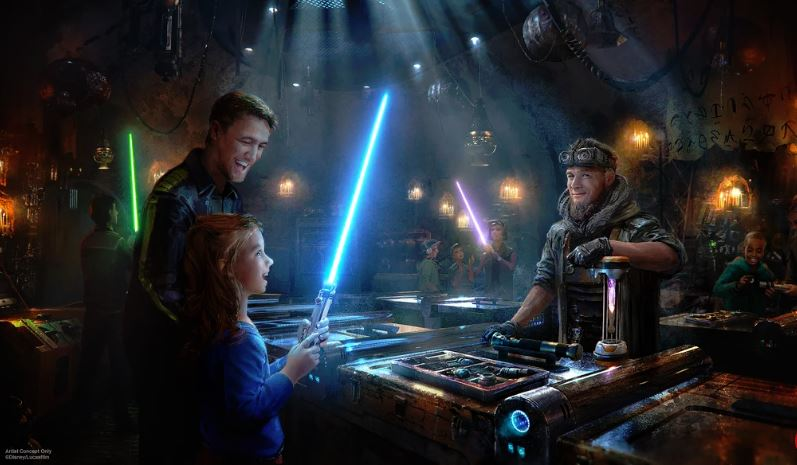 Les news Disney Star Wars: Galaxy's Edge aux Etats Unis (US) - Page 6 Ewshop12