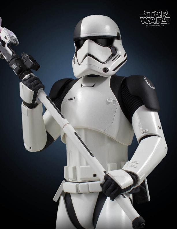 Gentle Giant - First Order Executioner 1/6th scale statue Execut17