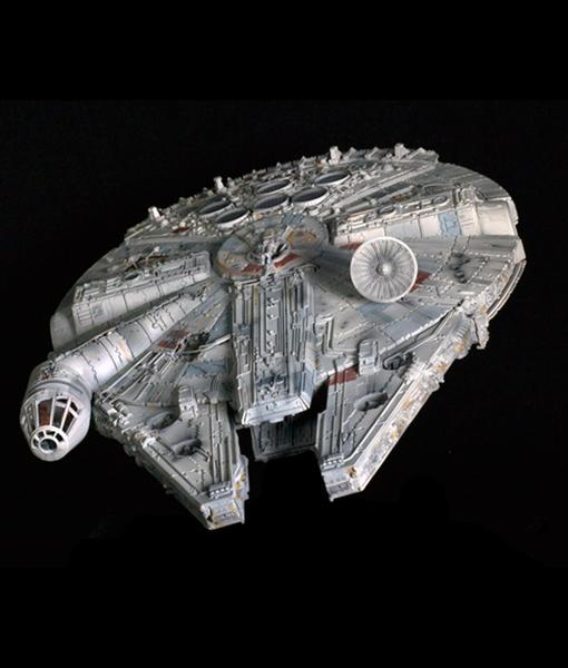 Efx Millenium Falcon Die Cast Replica Signature Edition Falcon11