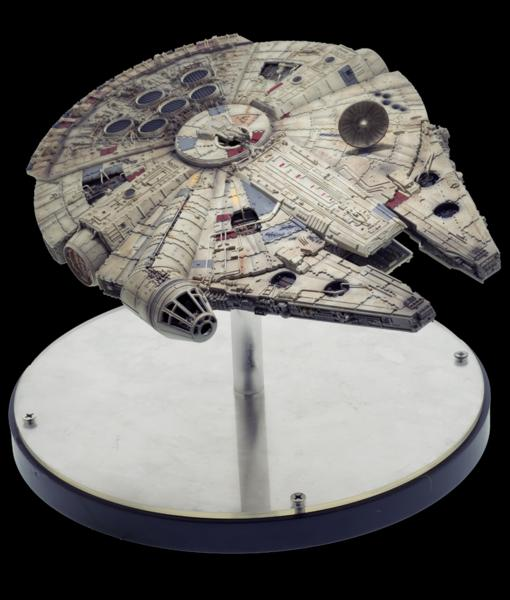 Efx Millenium Falcon Die Cast Replica Signature Edition Falcon13