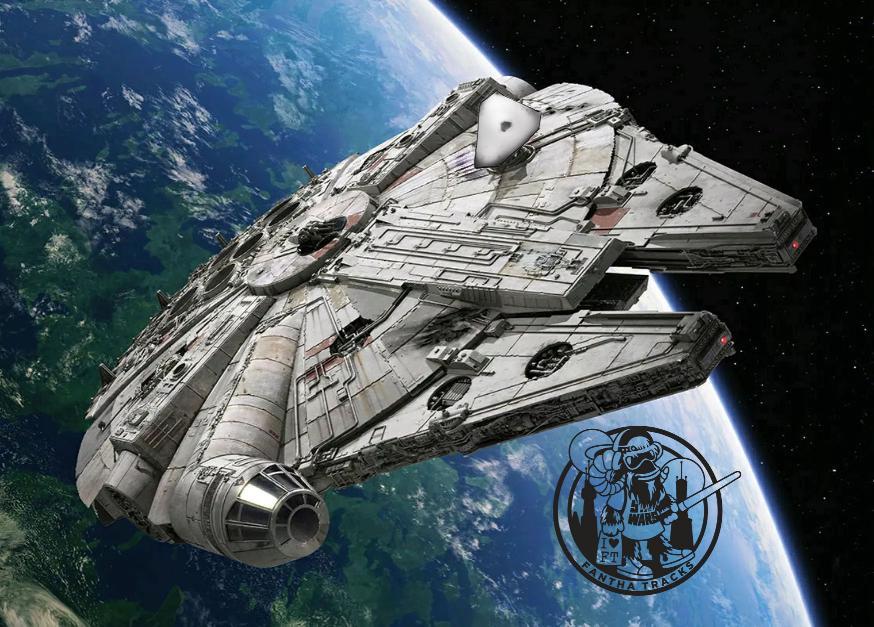 9 - Les RUMEURS de Star Wars IX - The Rise Of Skywalker - Page 3 Falcon19