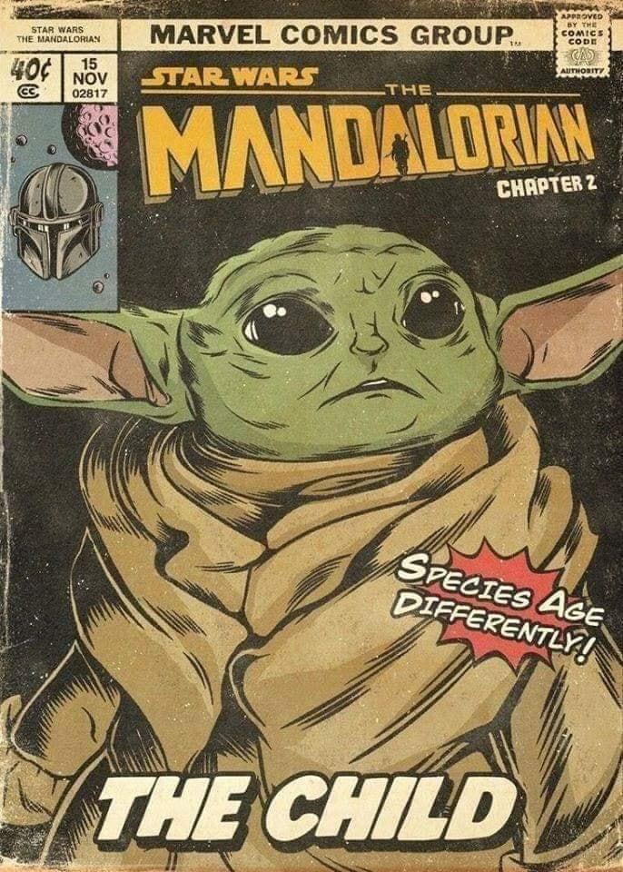 Teaser Poster Video FanMade Star Wars The Mandalorian Fan_ar14