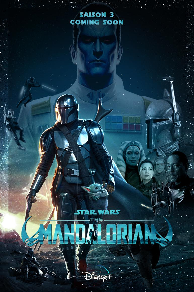 Teaser Poster Video FanMade Star Wars The Mandalorian - Page 2 Fanpos10