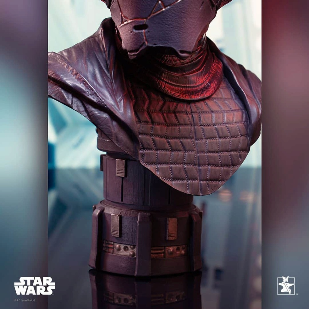 Kylo Ren Half-Scale Bust Diamond Select Toys/Gentle Giant  Fb_im101