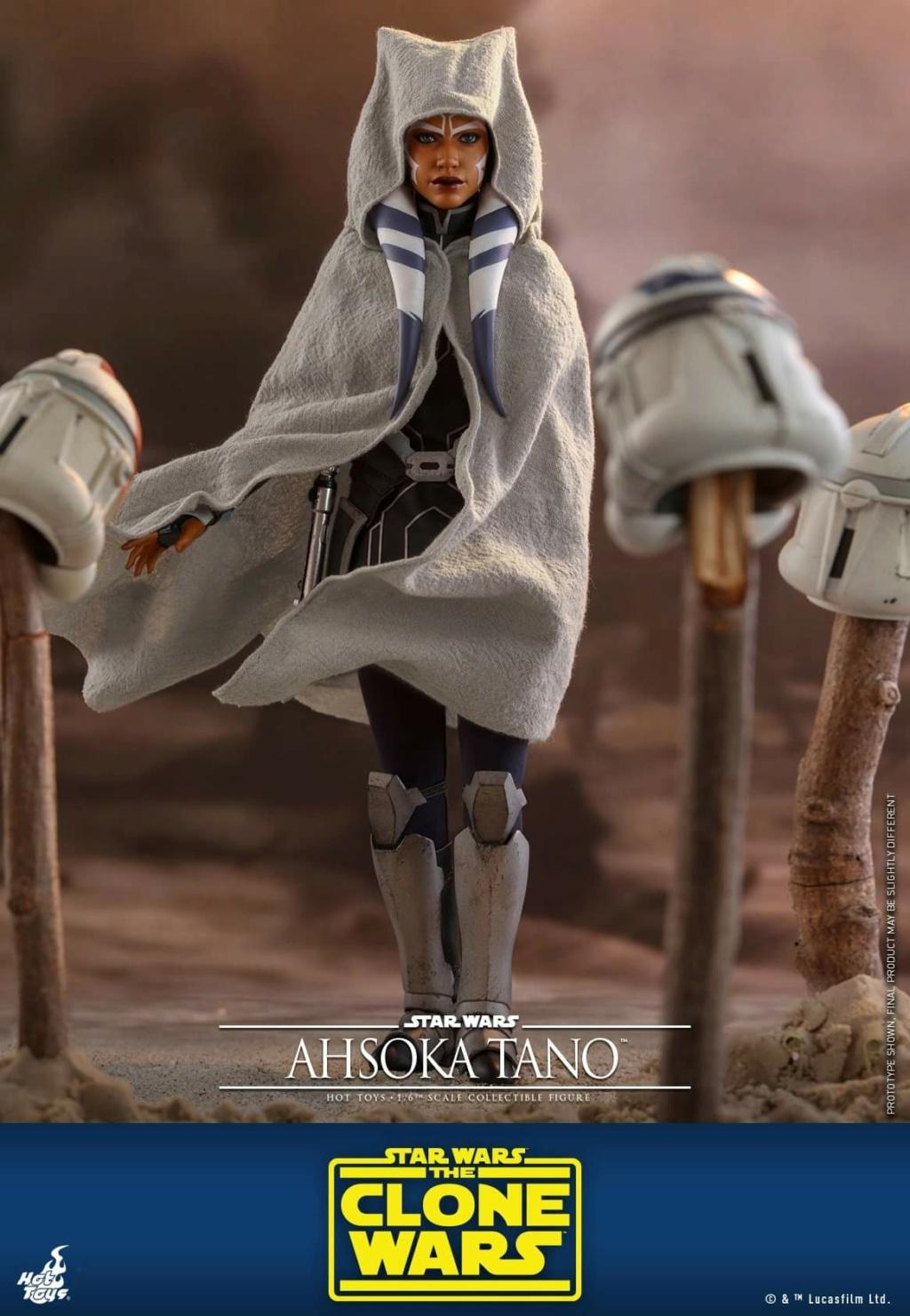 Ahsoka Tano - 1/6th scale - The Clone Wars - Hot Toys Fb_im127