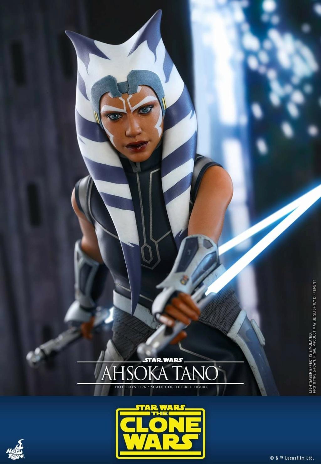 Ahsoka Tano - 1/6th scale - The Clone Wars - Hot Toys Fb_im128