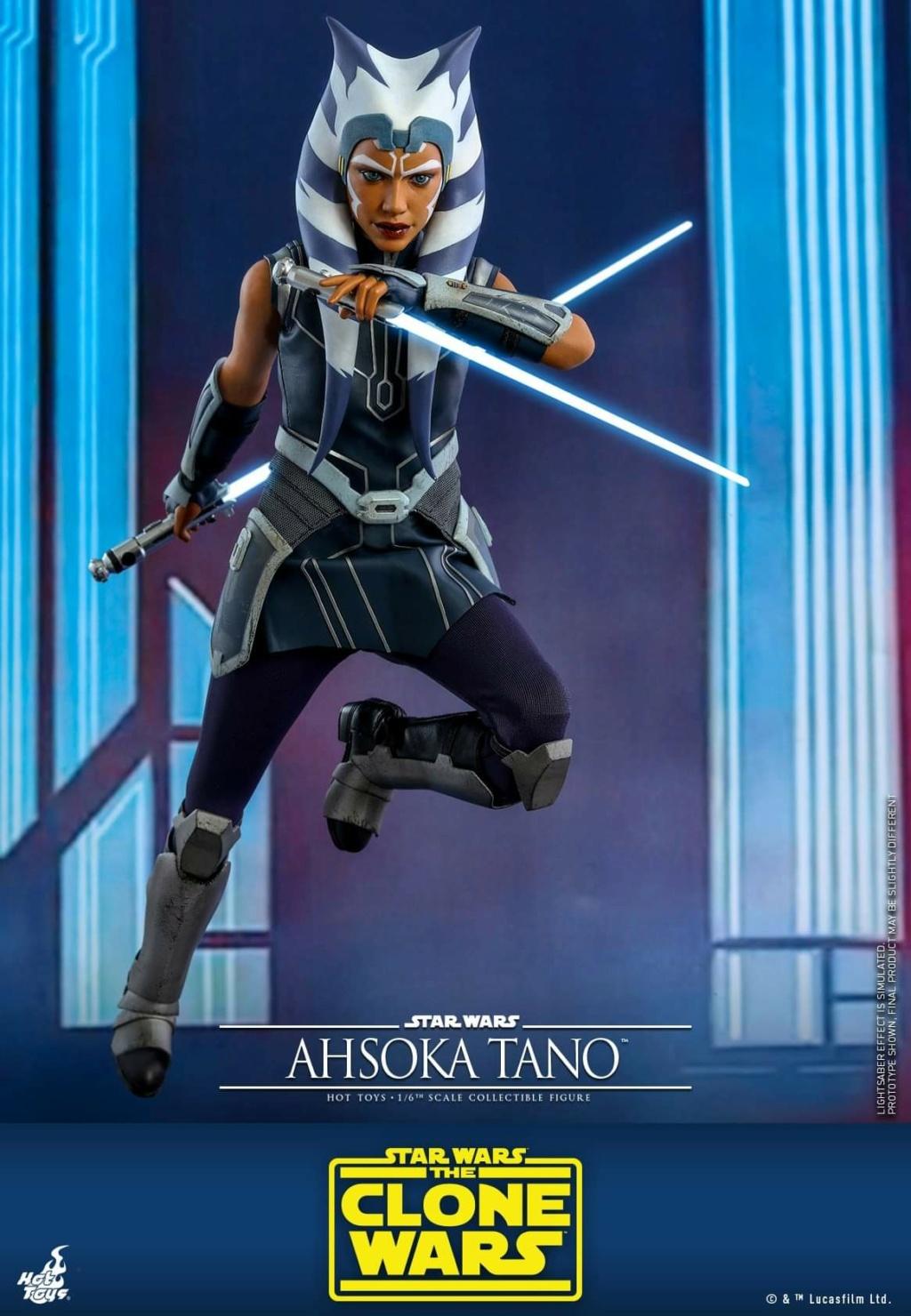 Ahsoka Tano - 1/6th scale - The Clone Wars - Hot Toys Fb_im129