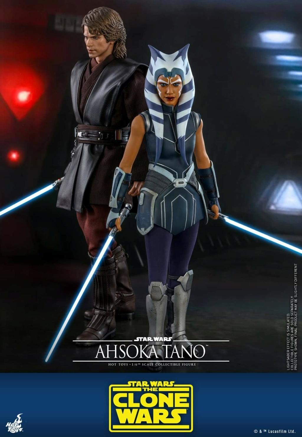 Ahsoka Tano - 1/6th scale - The Clone Wars - Hot Toys Fb_im130