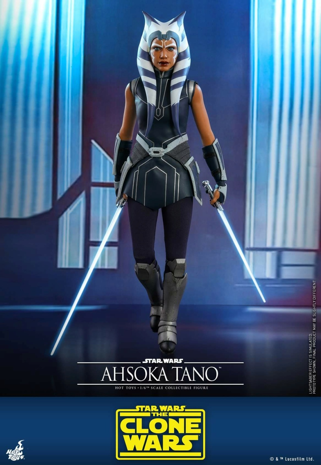 Ahsoka Tano - 1/6th scale - The Clone Wars - Hot Toys Fb_im131