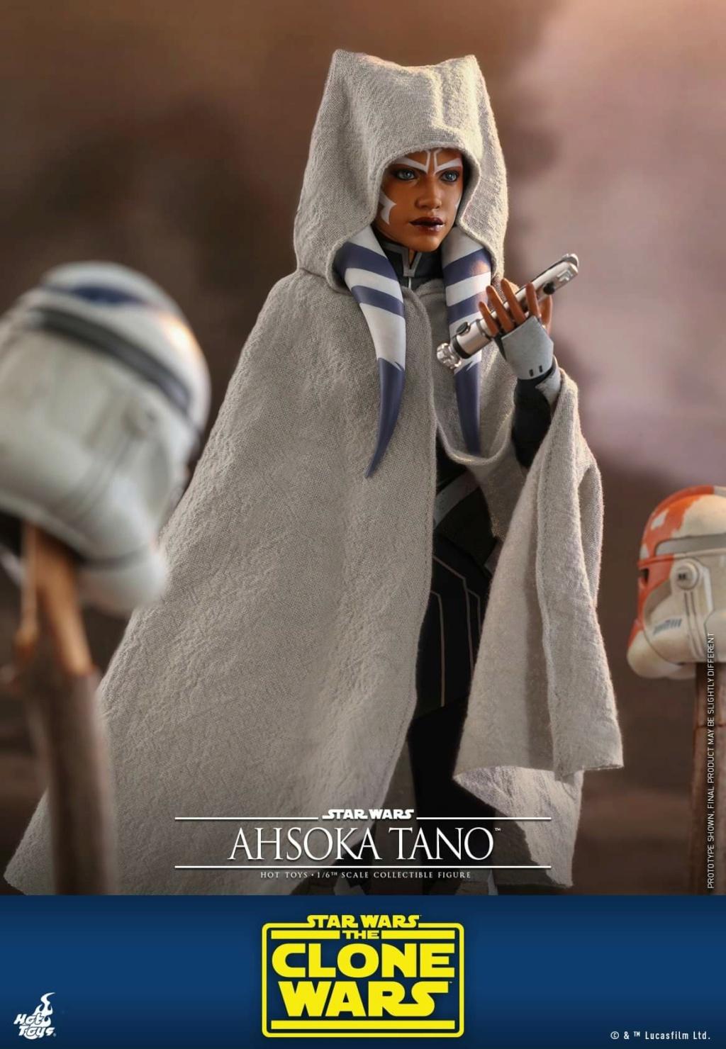 Ahsoka Tano - 1/6th scale - The Clone Wars - Hot Toys Fb_im132
