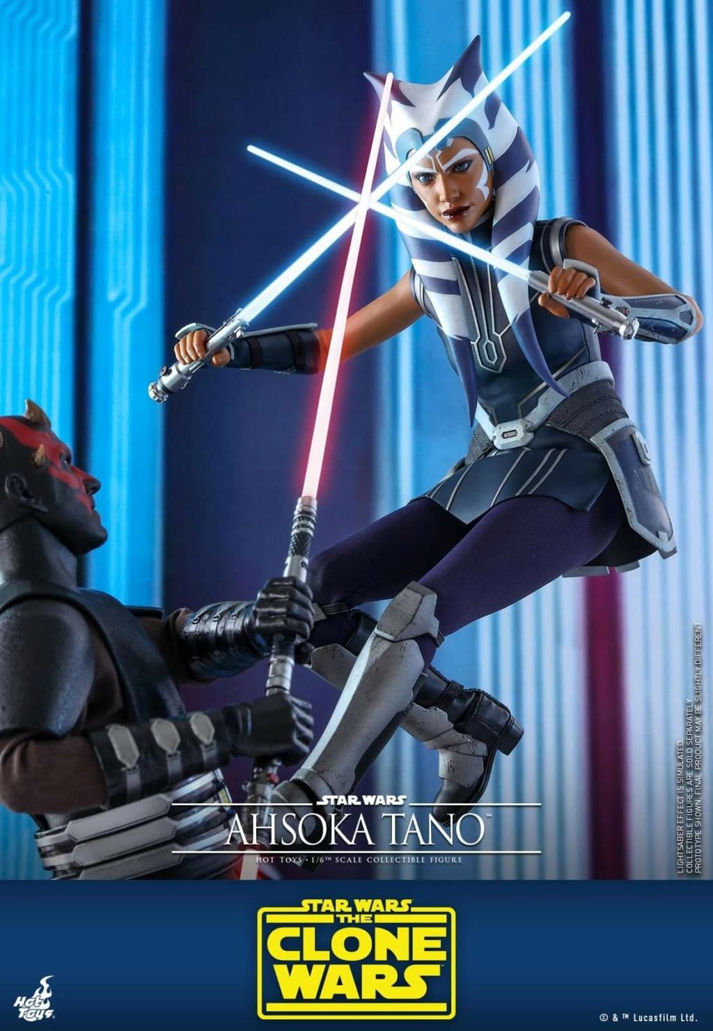 Ahsoka Tano - 1/6th scale - The Clone Wars - Hot Toys Fb_im133