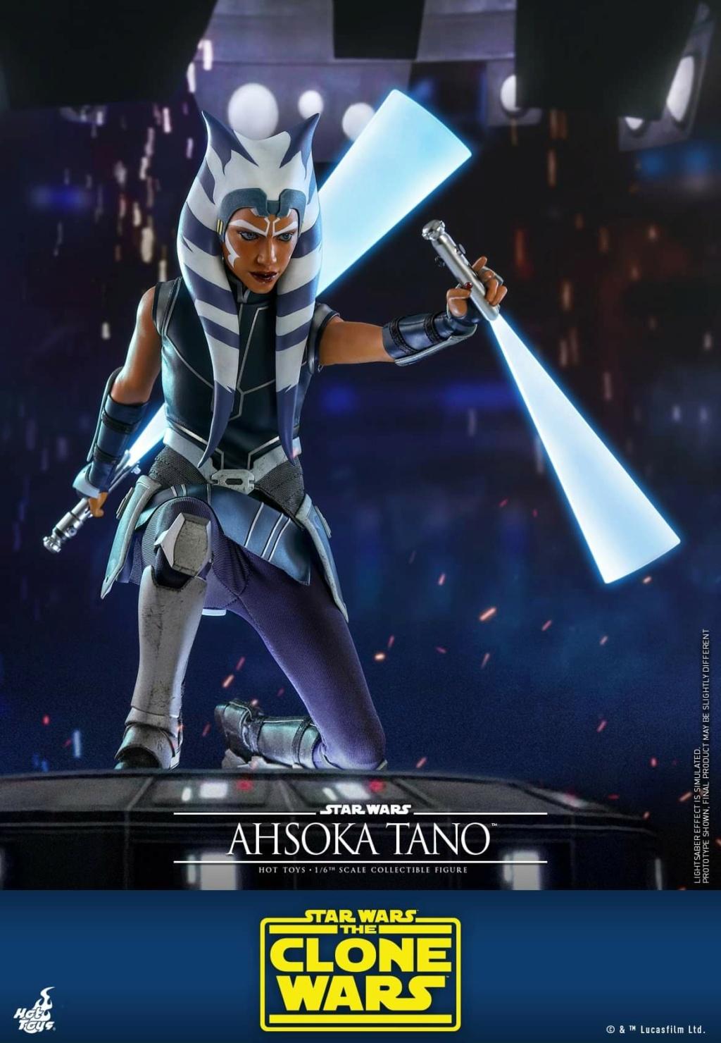 Ahsoka Tano - 1/6th scale - The Clone Wars - Hot Toys Fb_im135