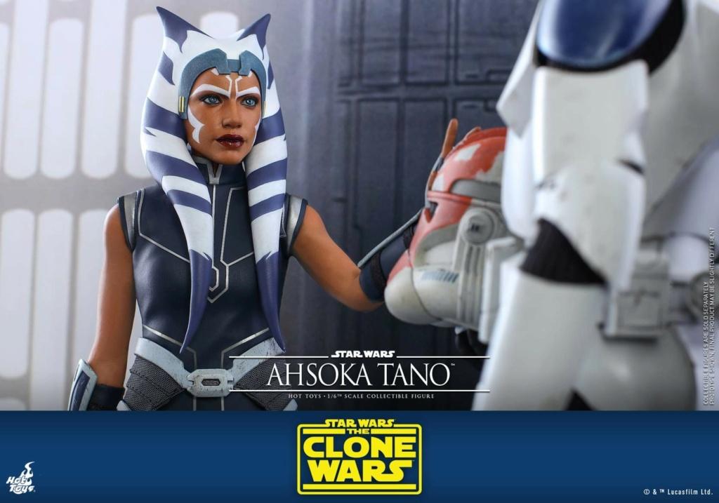 Ahsoka Tano - 1/6th scale - The Clone Wars - Hot Toys Fb_im137
