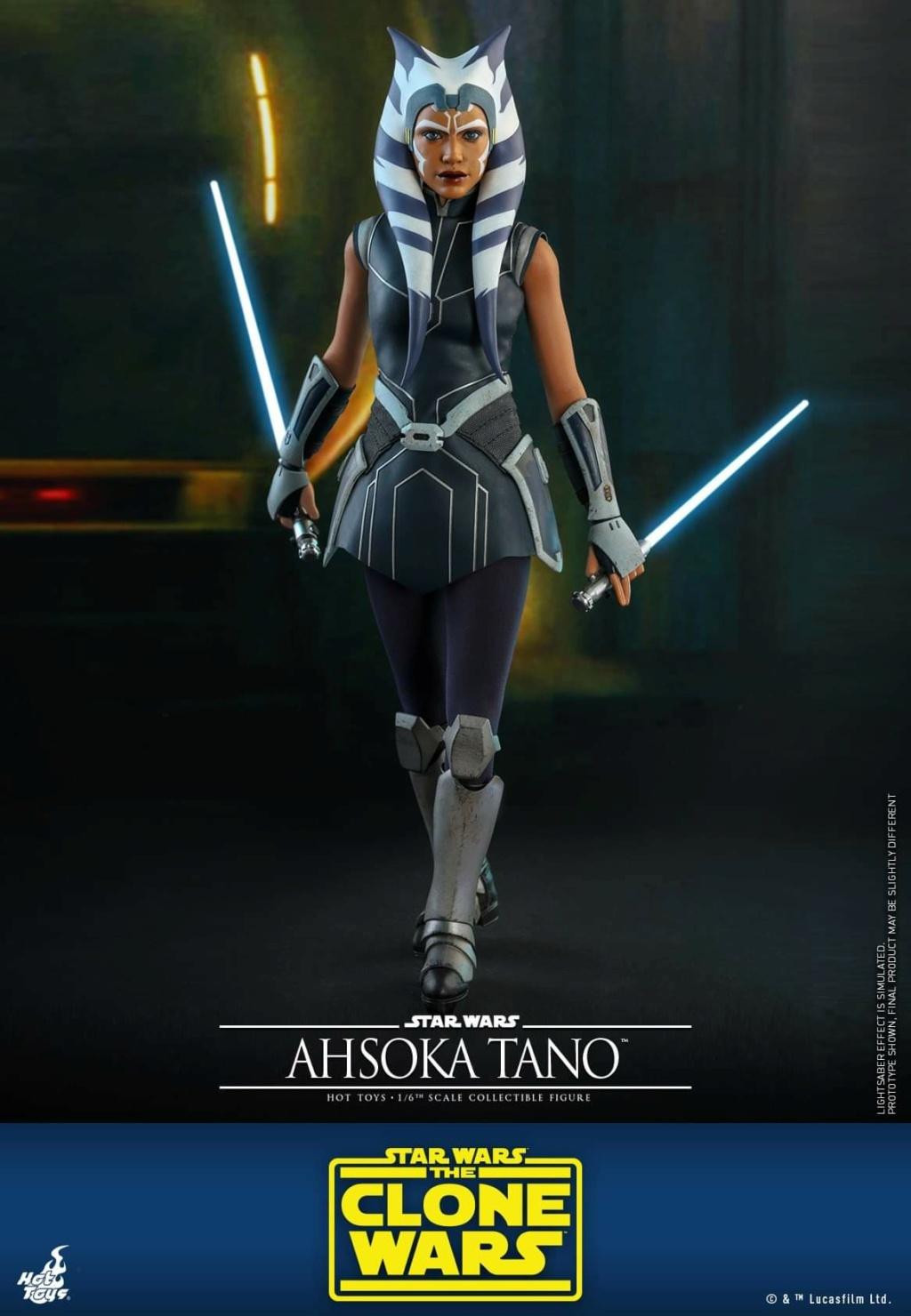Ahsoka Tano - 1/6th scale - The Clone Wars - Hot Toys Fb_im138