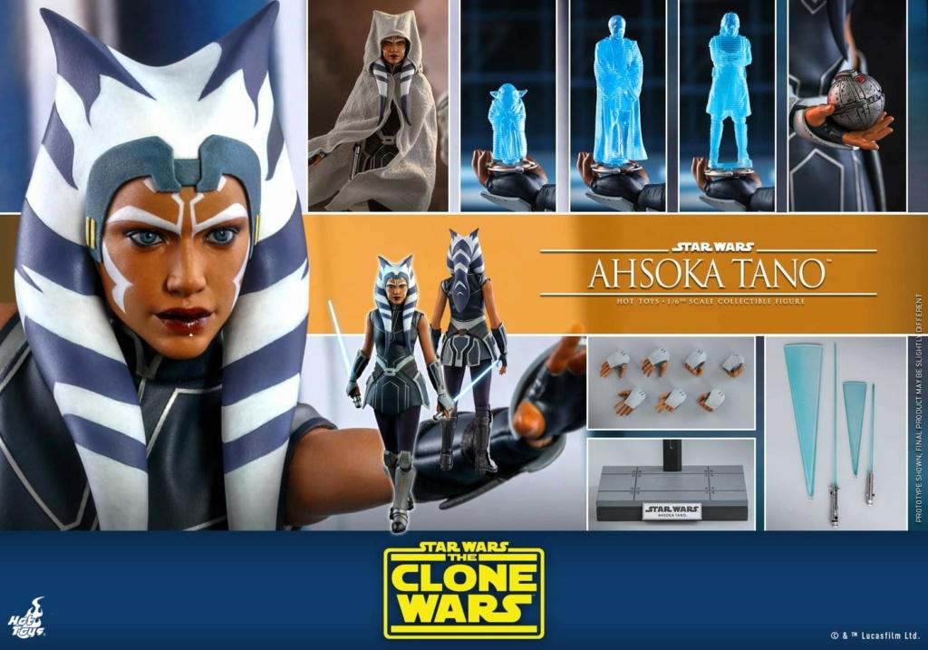 Ahsoka Tano - 1/6th scale - The Clone Wars - Hot Toys Fb_im139