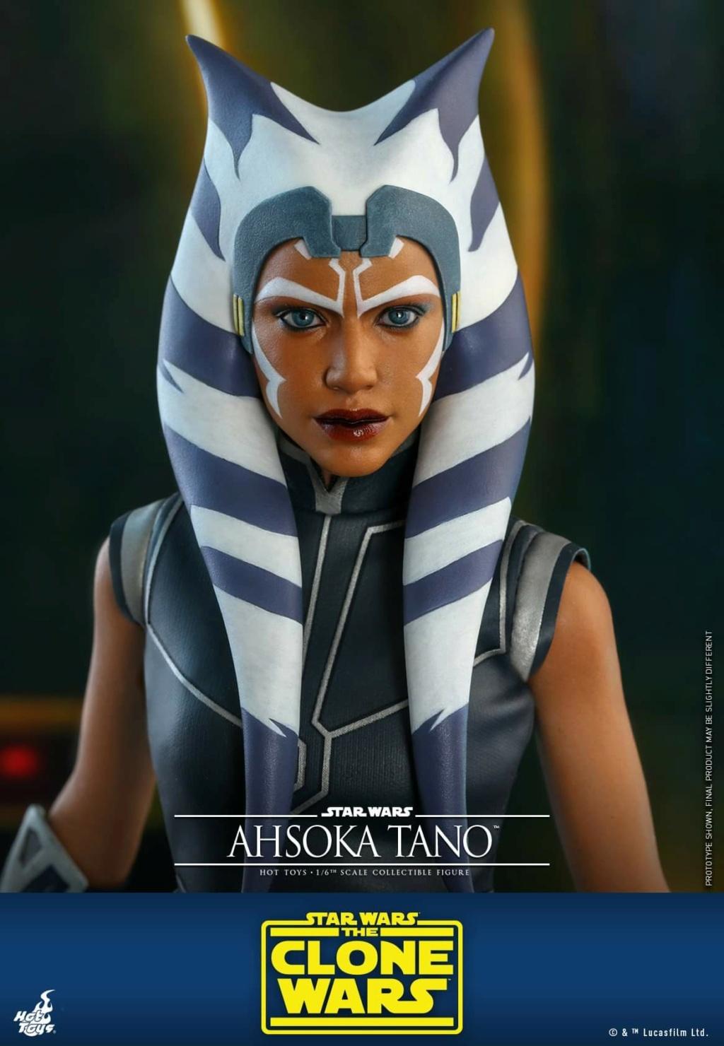 Ahsoka Tano - 1/6th scale - The Clone Wars - Hot Toys Fb_im140