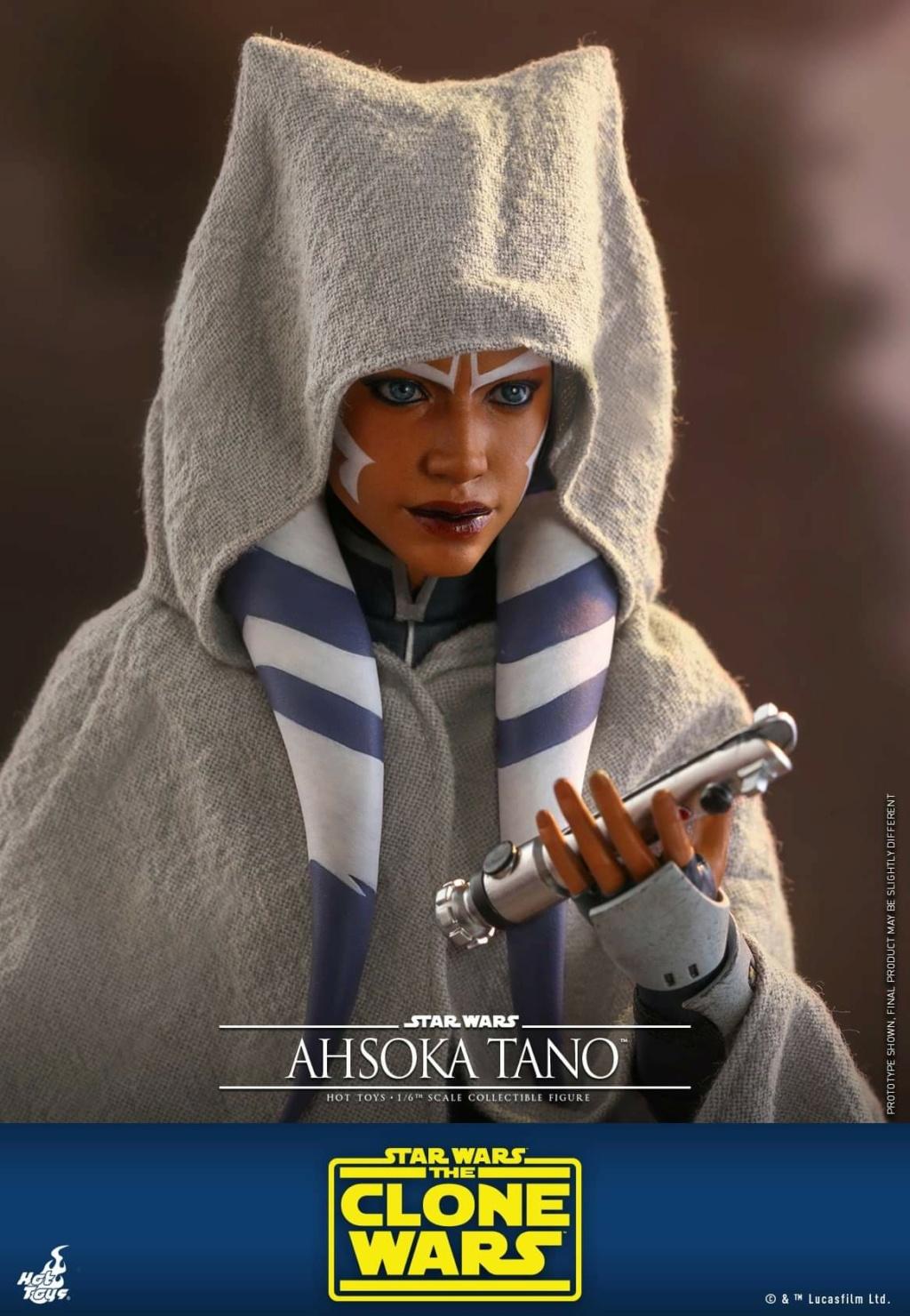 Ahsoka Tano - 1/6th scale - The Clone Wars - Hot Toys Fb_im142