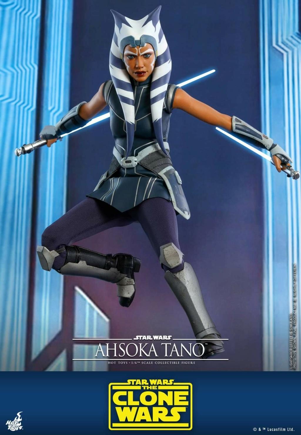 Ahsoka Tano - 1/6th scale - The Clone Wars - Hot Toys Fb_im143