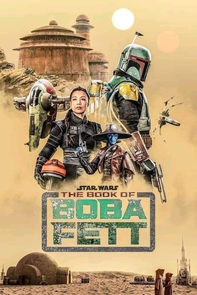Star Wars The Book of Boba Fett : Fan Art Fb_im162