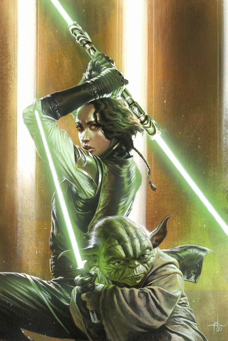 Star Wars La Haute République N°01 - ORDALIE - PANINI Fb_im163
