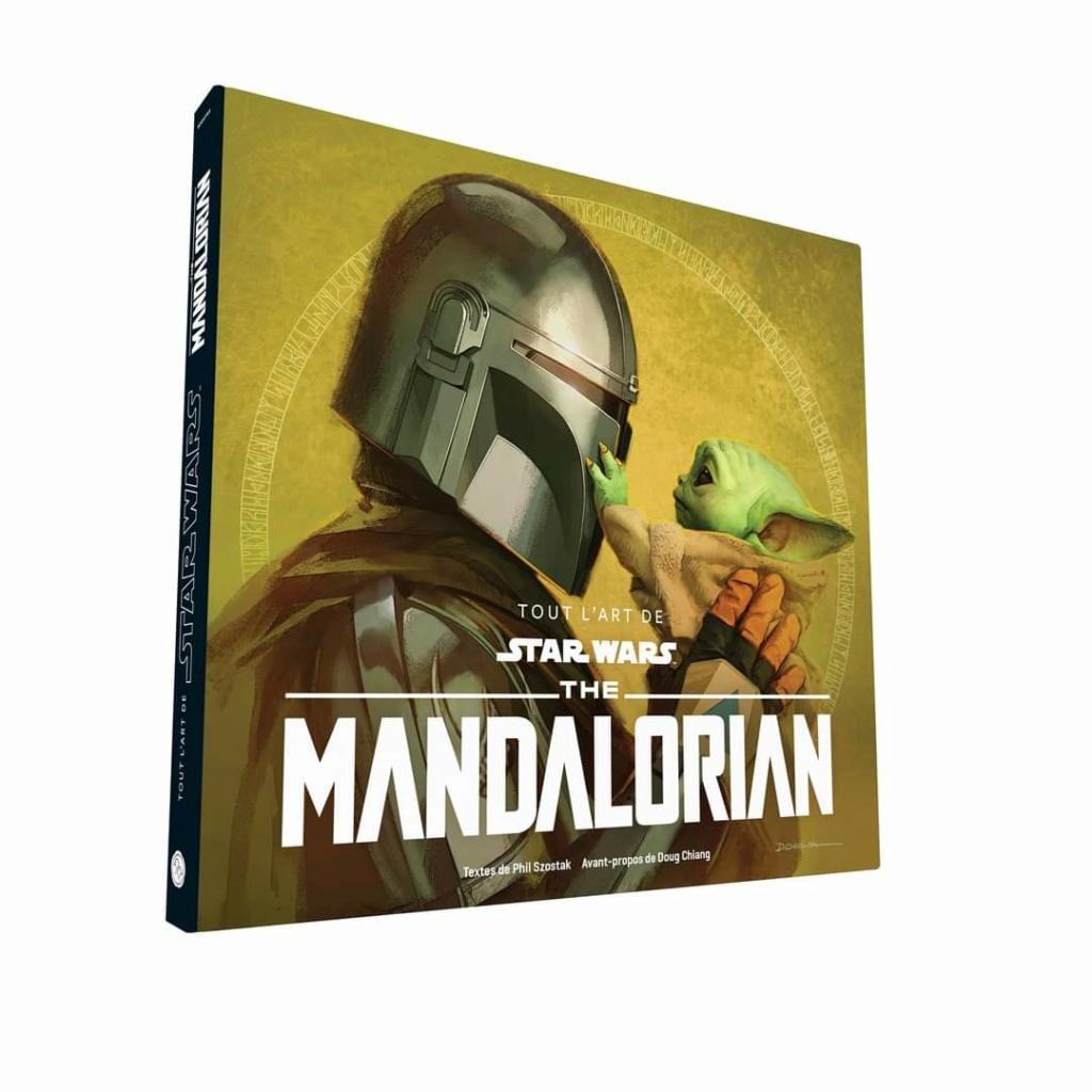 Star Wars Tout l'Art de Star Wars The Mandalorian - Saison 2 Fb_im189
