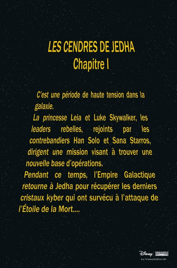 MAGAZINE STAR WARS #8 (21) PANINI - Août 2018  Fb_img10