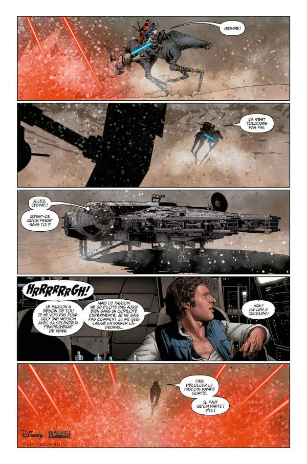 MAGAZINE STAR WARS #8 (21) PANINI - Août 2018  Fb_img17