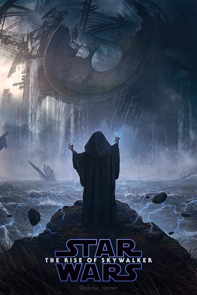 9 - Teaser Trailer Poster Video FanMade Star Wars 9 Fb_img25