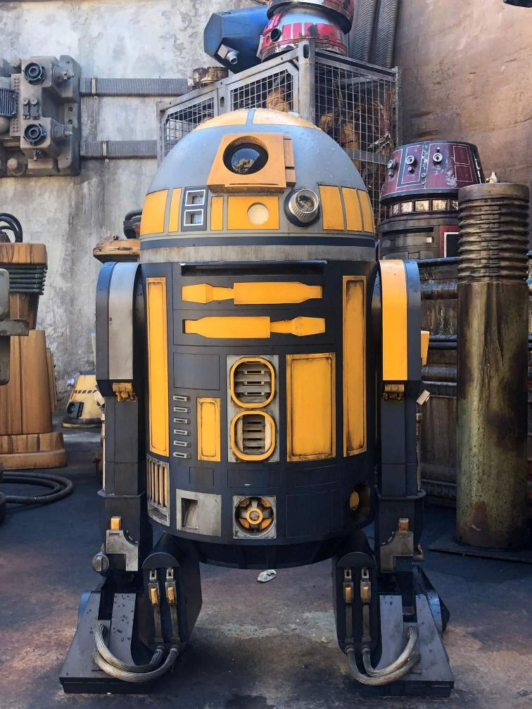 Les news Disney Star Wars: Galaxy's Edge aux Etats Unis (US) - Page 7 Fb_img35