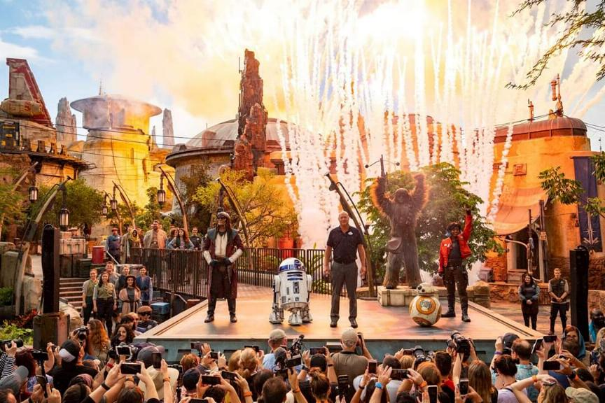 Les news Disney Star Wars: Galaxy's Edge aux Etats Unis (US) - Page 7 Fb_img39