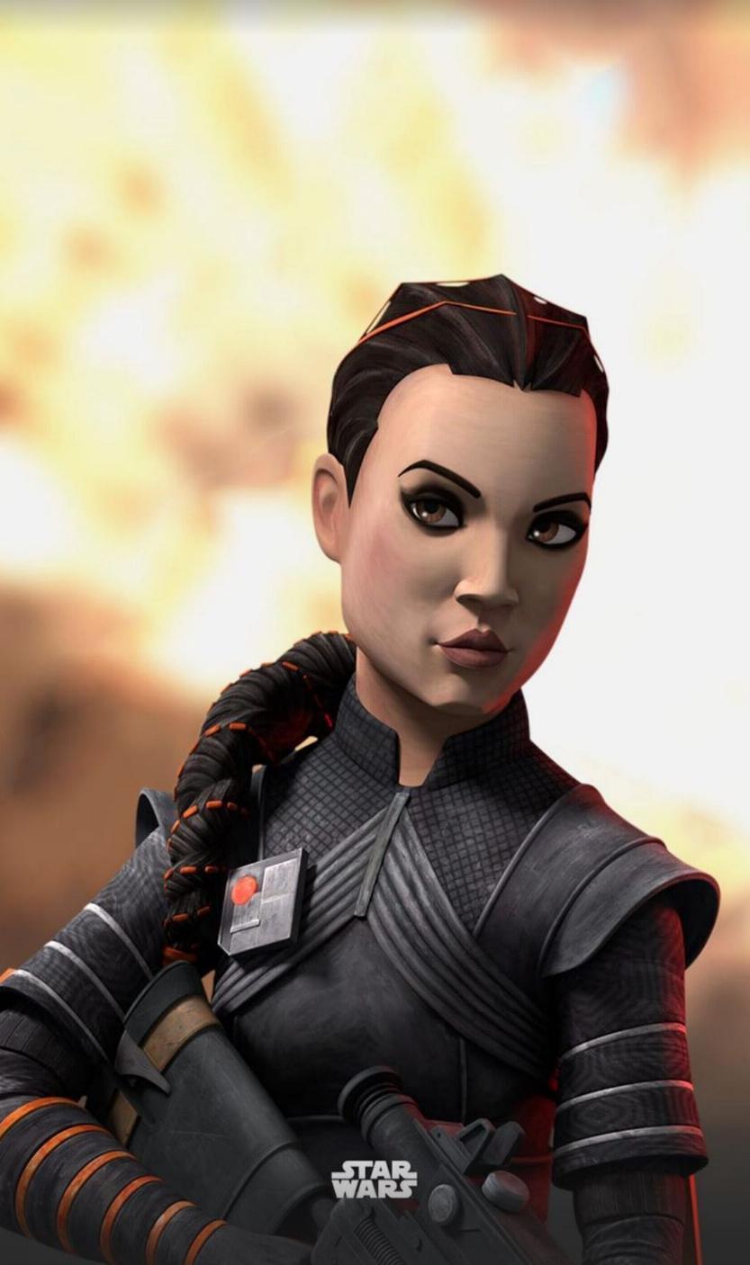 Star Wars The Bad Batch : Les NOUVELLES de la série Fennec15