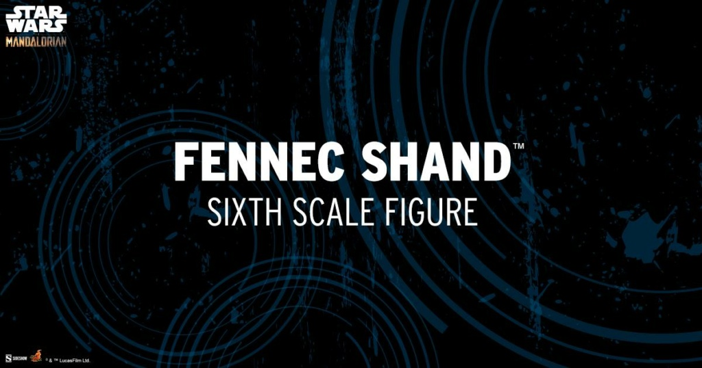Fennec Shand Collectible Figure - Hot Toys Fennec16