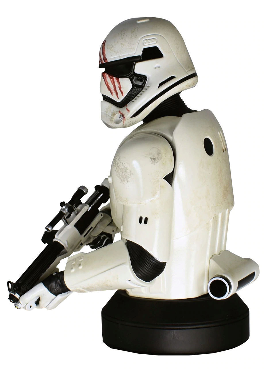 Finn (FN-2187) Mini Bust - The Force Awakens - Gentle Giant Finn_m13