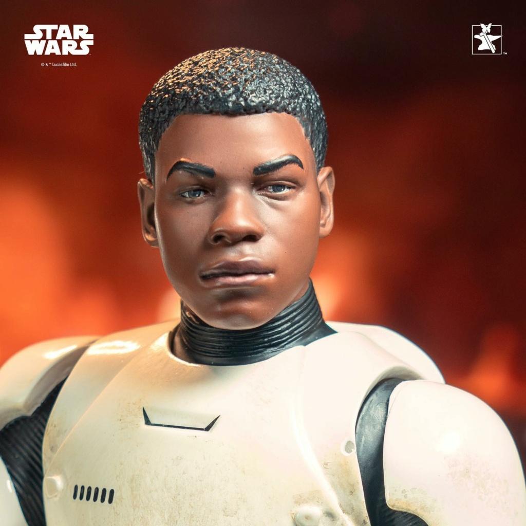 Finn (FN-2187) Mini Bust - The Force Awakens - Gentle Giant Finn_m18