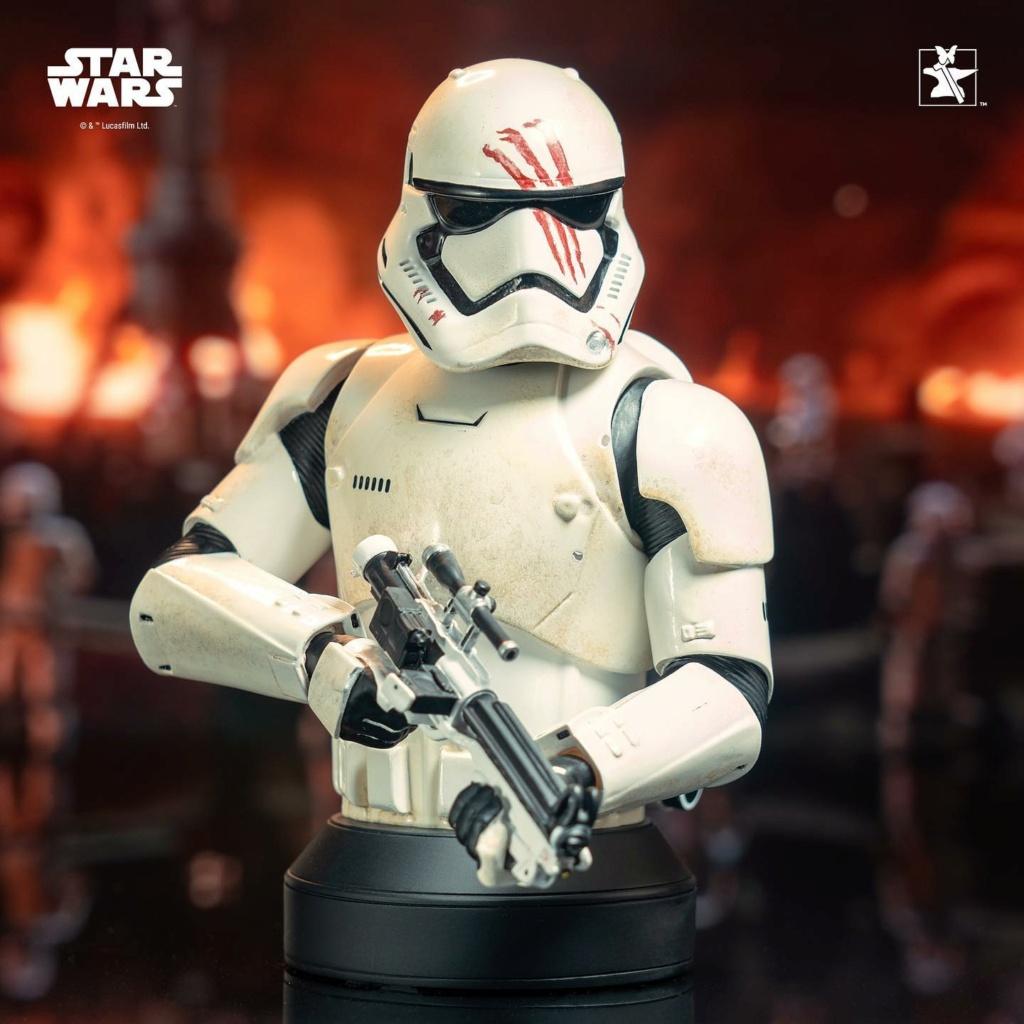 Finn (FN-2187) Mini Bust - The Force Awakens - Gentle Giant Finn_m19