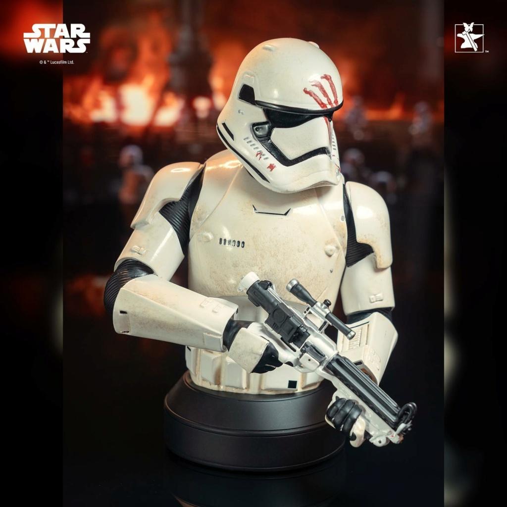 Finn (FN-2187) Mini Bust - The Force Awakens - Gentle Giant Finn_m23