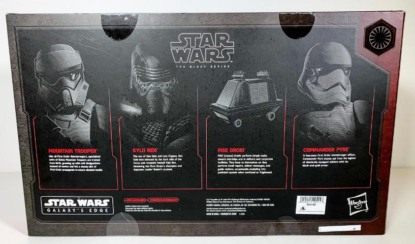 Les produits dérivés Star Wars Galaxy's Edge  First_11