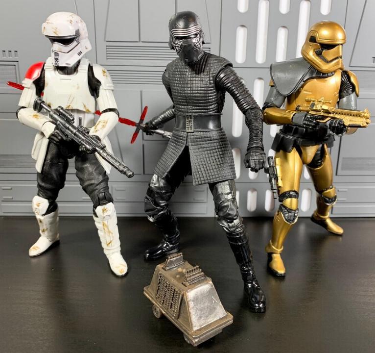 Les produits dérivés Star Wars Galaxy's Edge  First_19