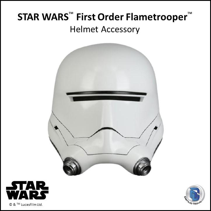 DENUO NOVO STAR WARS - First Order Flametrooper Helmet Flamet10