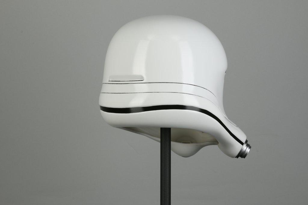DENUO NOVO STAR WARS - First Order Flametrooper Helmet Flamet12