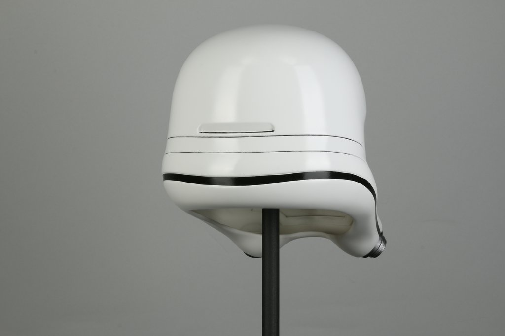 DENUO NOVO STAR WARS - First Order Flametrooper Helmet Flamet13