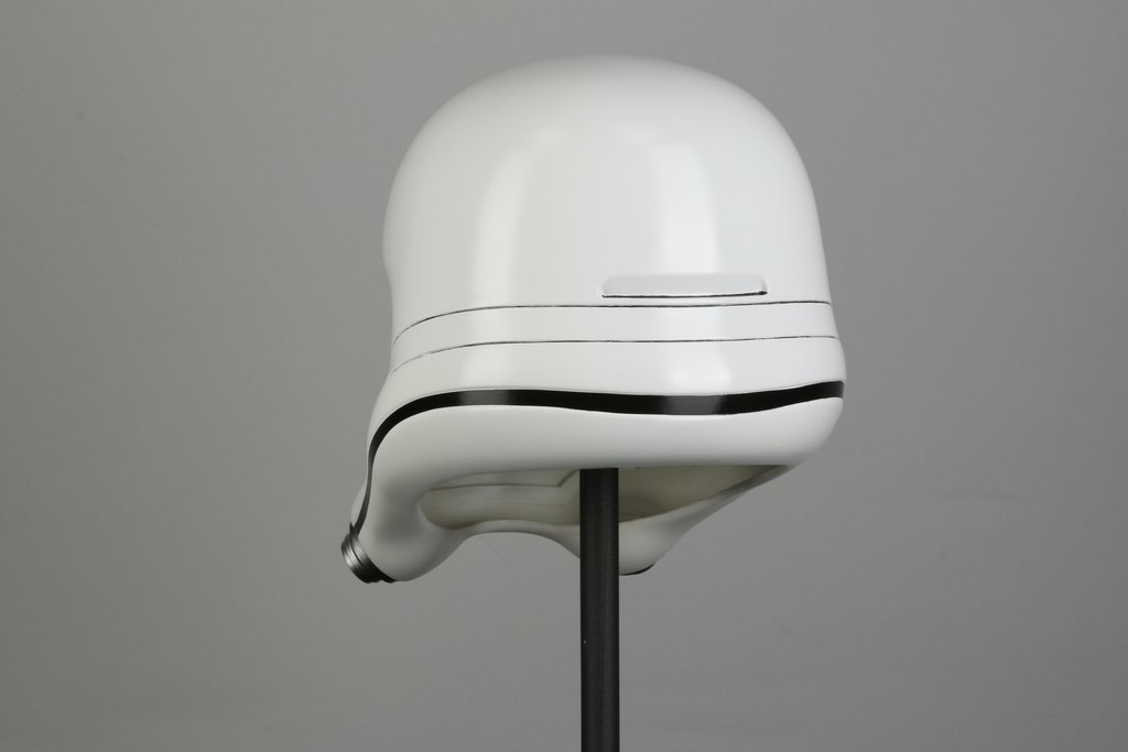 DENUO NOVO STAR WARS - First Order Flametrooper Helmet Flamet15