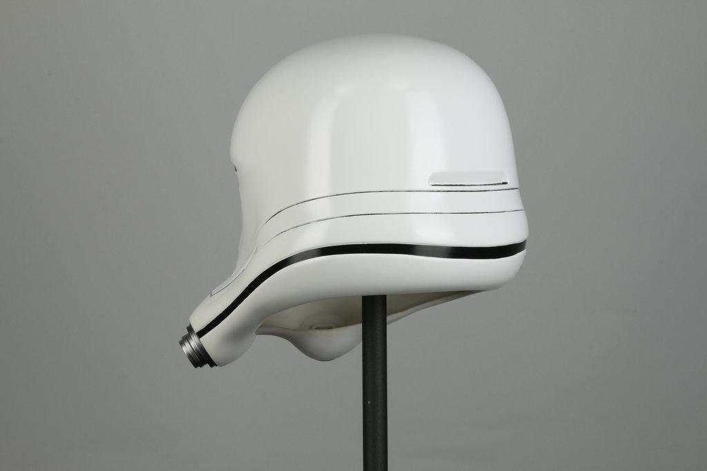 DENUO NOVO STAR WARS - First Order Flametrooper Helmet Flamet16