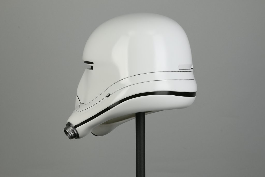 DENUO NOVO STAR WARS - First Order Flametrooper Helmet Flamet17