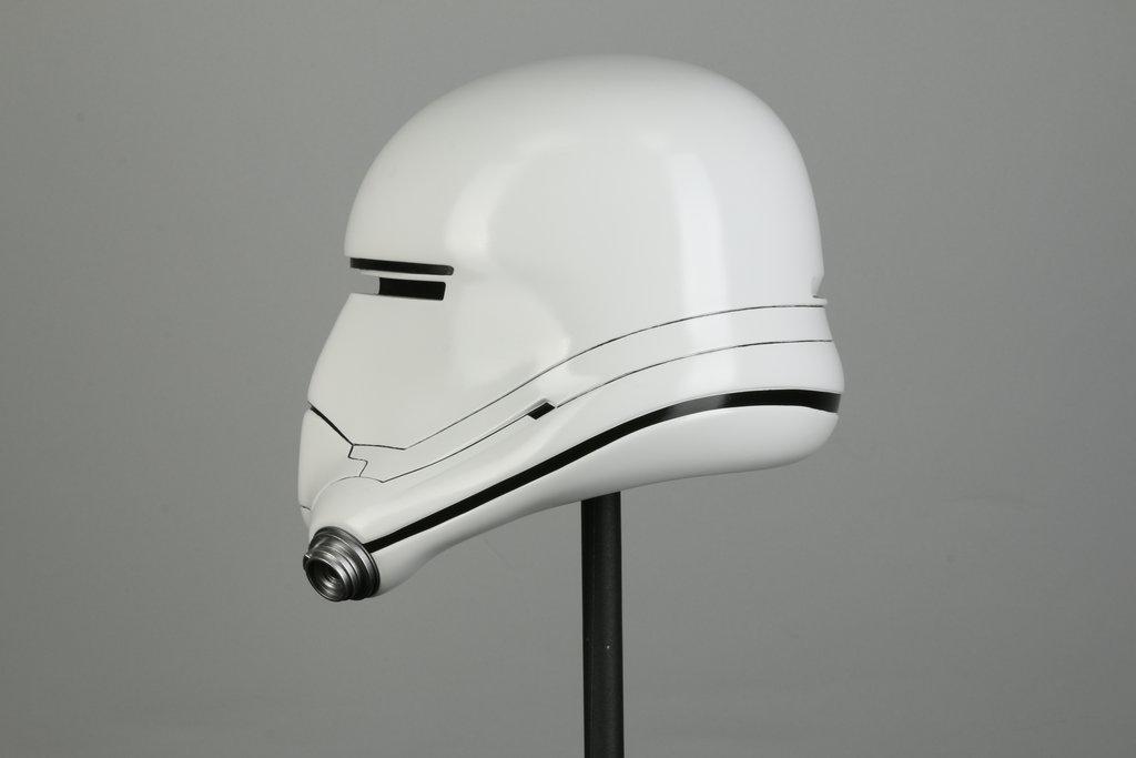 DENUO NOVO STAR WARS - First Order Flametrooper Helmet Flamet18