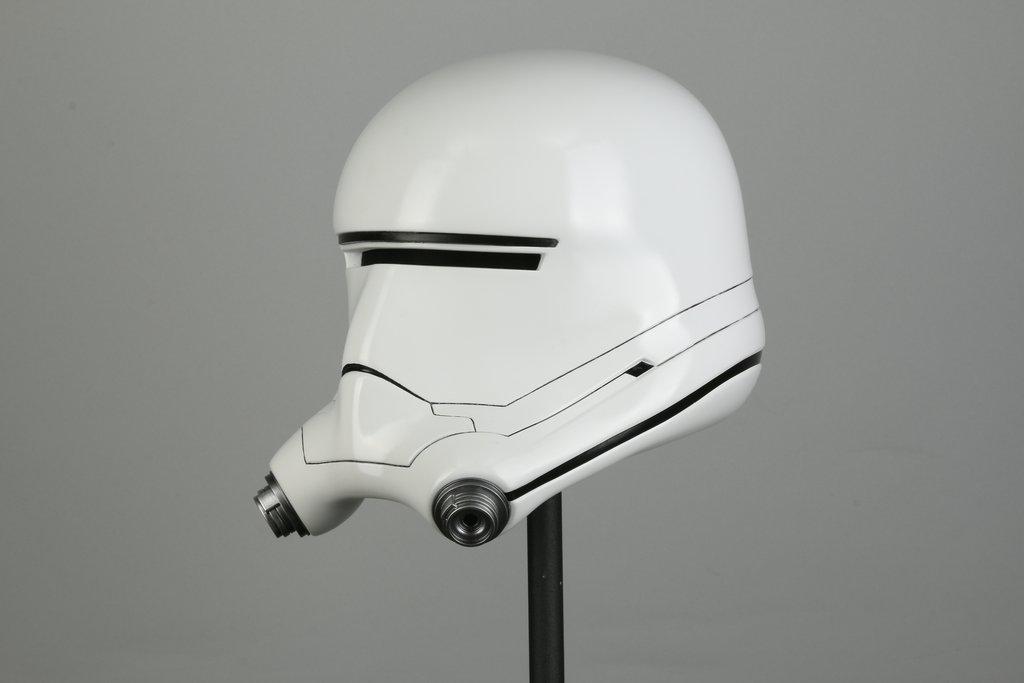 DENUO NOVO STAR WARS - First Order Flametrooper Helmet Flamet20