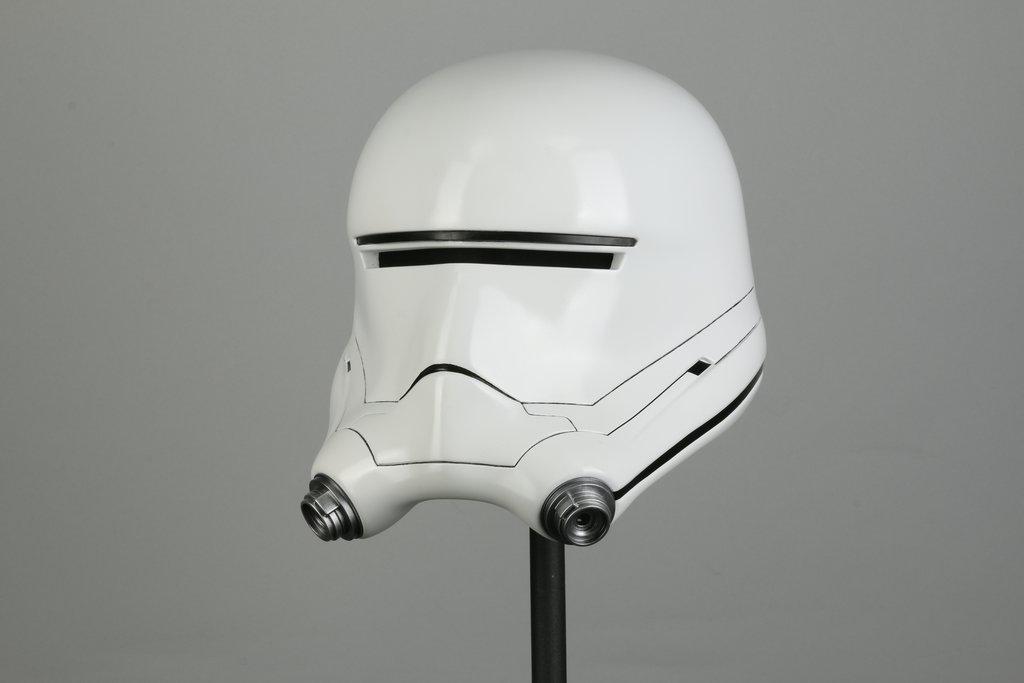 DENUO NOVO STAR WARS - First Order Flametrooper Helmet Flamet21