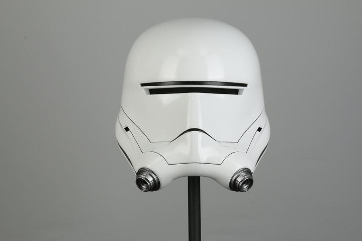 DENUO NOVO STAR WARS - First Order Flametrooper Helmet Flamet22